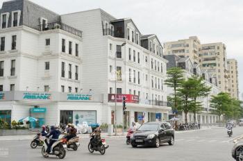 Shophouse măt đường Nguyễn Chánh -  Mạc Thái Tổ (Duy nhất 1 căn) 0945861990