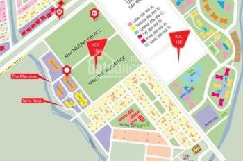 Đất nền thổ cư KDC 13E Intresco, Bình Chánh, Giá gốc chỉ 15tr/m2, nền 5x20m. Sổ đỏ. LH 0931022221