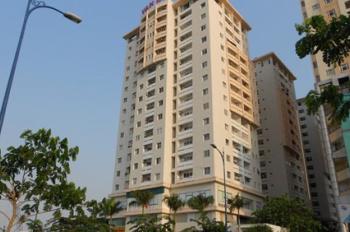 Cho thuê căn hộ 3PN view sông lầu 5 chung cư Vạn Đô Bến Vân Đồn, quận 4, giá 15tr/114m2
