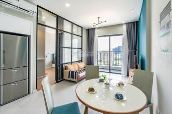 Cho thuê CC An Gia Garden, Q. Tân Phú, DT 63m2, 2PN, nhà đẹp, nội thất giá 10tr/th. 0902.927.940