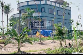 Cặp lô đất nông nghiệp xã Phú Hữu, Nhơn Trạch, ĐN, đối diện dự án Vingroup, khu biệt thự ven sông