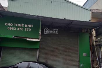 Cho thuê kho xưởng Giải Phóng - Thịnh Liệt, Hoàng Mai. DT 350m2 kho xưởng tiêu chuẩn