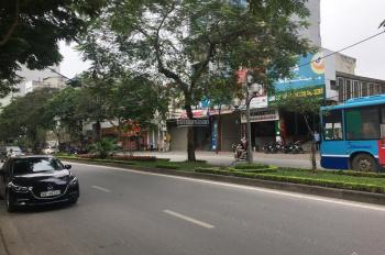 Bán nhà mặt phố Vũ Phạm Hàm - Trung Hòa, Cầu Giấy, Hà Nội. LH Mr. Tường 0903400869