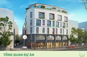 Ny'ah Tân Hóa sự cải tiến vượt trội 2 mặt tiền kinh doanh 6 tầng, 6 - 5PN - TT 30% nhận nhà