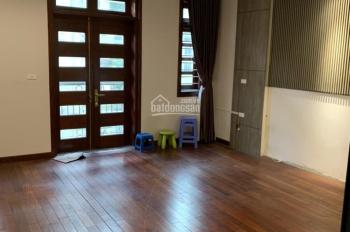 Cho thuê nhà mặt phố Phú Đỗ, Nam Từ Liêm, DT 90m2 x 5T, MT 5m, nhà cho làm các mô hình dịch vụ