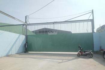 Cho thuê 6000m2 kho, nhà xưởng mặt tiền đường Hồ Văn Long, phường Tân Tạo, Quận Bình Tân, TP.HCM