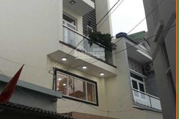 Nhà cho thuê HXH Nguyễn Văn Đậu 3 lầu 5 phòng