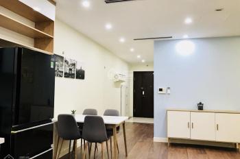 0986 444 285 cho thuê căn hộ Mipec 75m2 - 2PN đầy đủ nội thất đẹp - sang trọng, giá 12,5tr/th