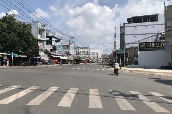 Bán nhà mặt tiền trung tâm thành phố Tân An, Long An
