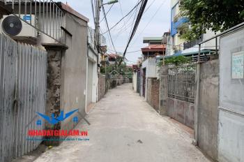 Cần bán gấp 113.2m2 đất ngõ ô tô Kiên Thành, Trâu Quỳ, Gia Lâm. LH 097.141.3456