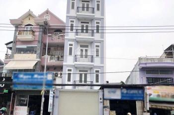 Bán nhà 6 tầng mặt tiền Huỳnh Tấn Phát, P. Phú Thuận, Quận 7 giá 20 tỷ