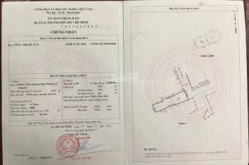 Bán nhà đẹp hẻm Trần Nguyên Hãn, quận 8, chính chủ 3,1 tỷ