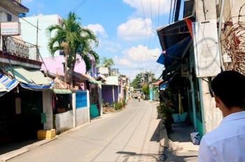 Bán nhà hẻm đường số 13, P. Linh Xuân, 6x13,5m. LH 0938 91 48 78