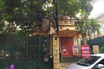 Cho thuê biệt thự sân vườn 220m2 - 8 phòng - Tô Ngọc Vân - 55,653 triệu/tháng - 0962224334