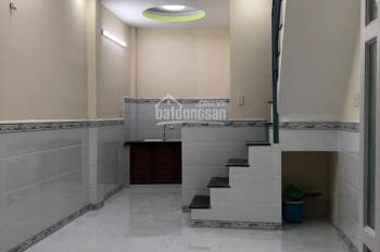 Nhà bán hẻm 85 Dương Bá Trạc, P. 2, 2 phòng ngủ, 2 WC