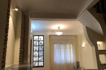 Cho thuê nhà riêng làm VP, kinh doanh ngõ 132 Cầu Giấy. DT 40m2, 5 tầng, giá 19tr/th
