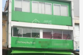 Cần cho thuê nhà MT Yersin, phường Nguyễn Thái Bình, Quận 1, DT: 504m2, 0902919968