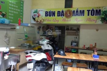 Chính chủ sang nhượng cửa hàng kinh doanh mặt tiền 7m mặt phố Duy Tân, Cầu Giấy, Hà Nội