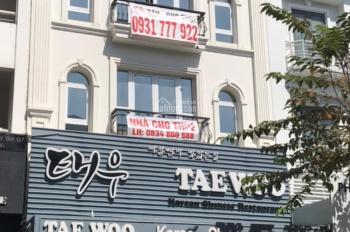 Cho thuê nhà nguyên căn mặt tiền số 126 đường Hà Huy Tập, P.Tân Phong, Q.7 (Khu dân cư Phú Mỹ Hưng)