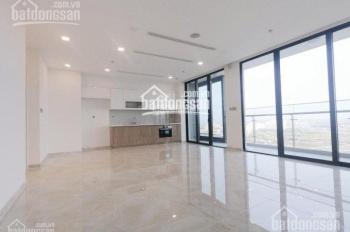 Chính chủ cho thuê căn hộ Vinhomes Central 116m2 có 3 phòng nhà trống, giá 25 triệu/th. 0931288333