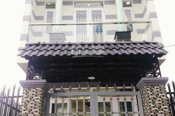 Chuyển nhà về Gò Vấp bán nhà 1 trệt 1 lầu 100m2 đường Nguyễn Thị Lắng, Củ Chi, giá 1,2 tỷ