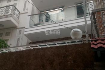 Cho thuê nhà nguyên căn 81/4A Hồ Văn Huê, hẻm lớn an ninh dân trí cao