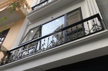 Gia đình cần bán nhà mới Đại La, Trương Định, ngõ rộng. Ô tô đỗ cửa, 2 mặt thoáng, DT 50m2, 5 tỷ