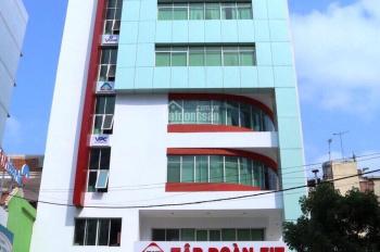 Cho thuê tòa nhà MT đường Trường Chinh P15 Q Tân Bình DT 20x15m 1 hầm 6 tầng. Giá thuê 245tr/1th