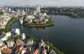 Bán nhà mặt phố Lạc Chính, hai mặt tiền, một mặt phố & 1 mặt hồ, giá 51 tỷ, LH 0978686012