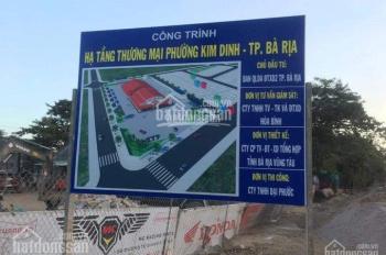 Kim Dinh - dự án khu đô thị hot nhất Bà Rịa - Vũng Tàu, thanh toán linh hoạt LH 0917645878