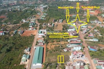 Cần sang nhượng lô đất P2, TP Bảo Lộc. 0937508298