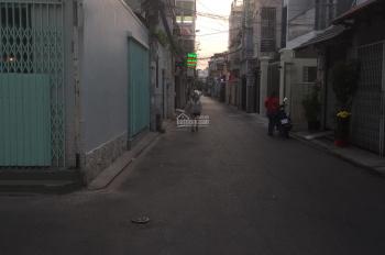 Cho thuê nhà giá rẻ HXT đường Lê Văn Sỹ P1 Tân Bình