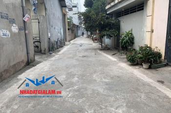 Bán 74,5m2 lô góc đường ô tô đỗ cửa Tư Đình, Long Biên, Hà Nội. LH 097.141.3456