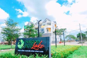 Đầu năm bán gấp lô góc đường 36m trong dự án Saigon Ecolake (Daresco) Đức Hòa 3, Long An