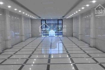 Cho thuê văn phòng 120m2 thông sàn phố Lê Đức Thọ. Có hầm để xe, hoàn thiện full nội thất, 17tr/th