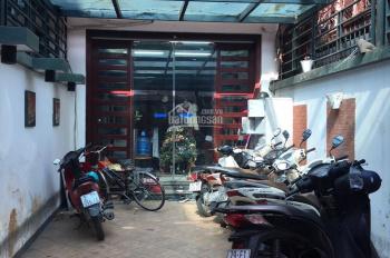 Cho thuê nhà mặt ngõ phân lô phố Thái Hà, diện tích 110m2 x 5T, mặt tiền 5m, ô tô vào nhà, 28 tr/th