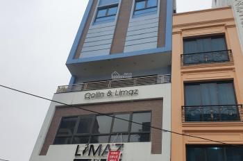 Cho thuê nhà mặt phố Hoàng Cầu mới, diện tích 46m2*5 tầng, mặt tiền 4m, giá 40tr/tháng