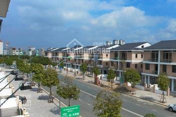 Biệt thự An Phú Shop Villa 2 mặt đường kinh doanh tốt dt 190m2 giá 41 triệu/m2. LH 0917959657