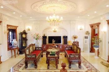 Bán nhà Long Biên, biệt thự Minh Tâm, 135m2, MT 9m, 3 tầng, 16,8 tỷ, LH 0986055225