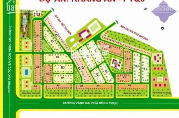 Bán lô đất đẹp Khang An, giá đầu tư