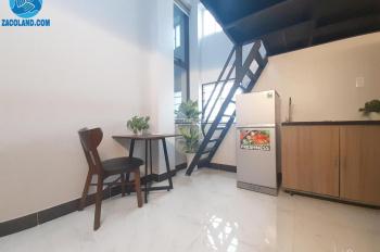 Căn hộ có gác tiện lợi đường Phan Xích Long quận Phú Nhuận giá chỉ 6tr full nội thất, gác cao