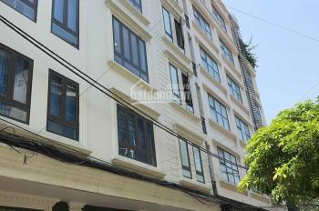 Cho thuê gấp nhà mặt phố Mễ Trì Thượng, Nam Từ Tiêm, DT 80m2, 7 tầng, MT 6m, LH: 0399.909.083
