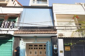 Cho thuê nhà phố 1 trệt 3 lầu hẻm 197 Thoại Ngọc Hầu, Tân Phú