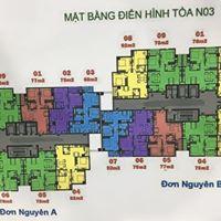 Bán gấp căn hộ tại dự án K35 Tân Mai - LH: 0934566368
