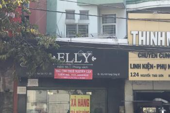 Cho thuê nhà mặt tiền đường Nguyễn Thái Sơn, LH 0353655365