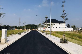 Cơ hội ĐT đất nền tại TP HCM, KDC đông đúc, hạ tầng hoàn thiện 100%, sổ đỏ trao tay. LH 0909698685