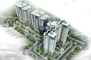 Cho thuê kiot bán hàng và văn phòng tại chung cư mặt đường Tô Hiệu, Hà Đông giá chỉ từ 115nghìn/m2