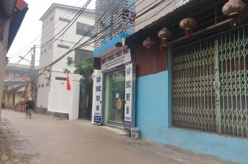 Bán nhà cấp 4, 115m2, MT 8m, mặt đường chính Đại Áng- Thanh Trì- Hà Nội, ô tô tránh nhau 0862859598