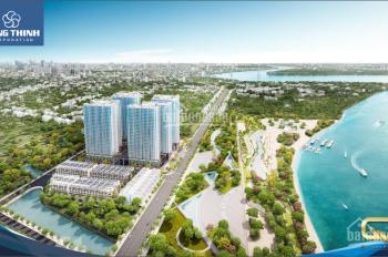 Bán căn hộ 2PN, view sông sài gòn, mặt tiền đường Đào Trí, bàn giao nội thất cao cấp. 0903044402