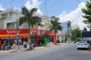 Bán nền góc 2 mặt tiền Trần Hoàng Na, Q Ninh Kiều, TPCT, ĐT 0945949909